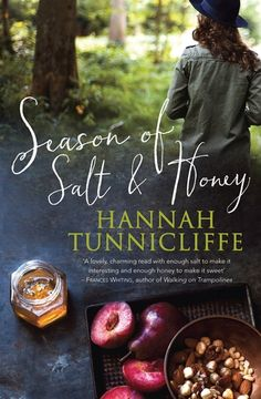 Weekend Cooking: Season of Salt and Honey by Hannah Tunnicliffe | book'd out