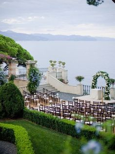 A wedding in Italy *sigh*