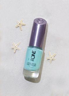 The ONE Long Wear Nail Polish Oriflame Cosmetics, My Beauty, Natural Beauty, Pretty Pastel, Perfume Bottles, Nail Polish, Lipstick, Nails, Makeup