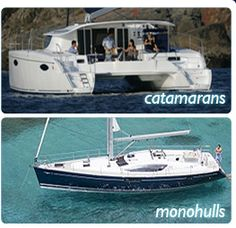 Catamarans | Offshore Sailing – Best Quality of Bareboat Yacht Charter in Marmaris Turkey Since 1983