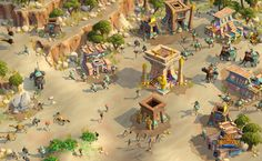 Age Of Empires Online HD Wallpaper