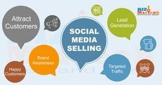 Social Media Selling  #social #media #lead #generation #brandawareness #target #customers #traffic #b2b #company