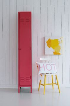 møbelpøbel - locker - killer color!! photo: Ramp 42