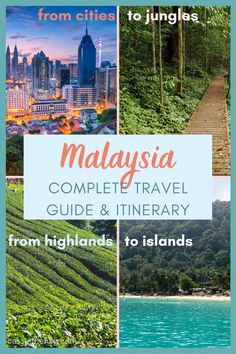 Malaysia Itinerary, Malaysia Resorts, Malaysia Travel Guide, Travel Alone, Asia Travel, Solo Travel, Best Travel Guides, Travel Tips, Travel Destinations