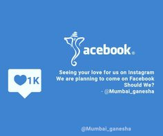New pin for Ganpati Festival 2015 is created by by mumbai_ganesha with #Mumbai_ganesha Thanks for your love FOLLOWERS Should We come up on Facebook? Please let us know what you feel #mumbai #ganesha #ganpati #bappa #morya #ganpatibappamorya #ganpatibappa #bappamorya #ganeshchaturthi #ganeshotsav #ganeshchaturthi2015 #ganeshutsav #ganeshutsav2015 #visarjan #visarjan2015 #anantchaturthi #anantchaturthi2015 #ganpativisarjan2015 #ganpativisarjan #anantchaturdashi #ganpati2015 #follow #followme…
