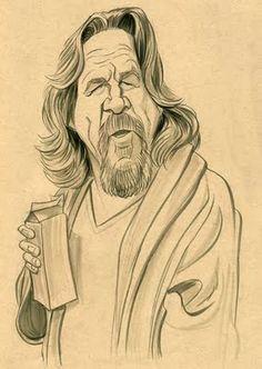 Jeff Bridges by Zack Wallenfang https://www.facebook.com/CharacterDesignReferences
