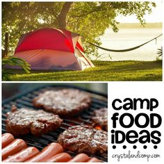 camp food ideas for kids