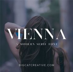 New font available now on Creative Market - Vienna - a Modern Classy Serif Creative Typography, Typography Fonts, Modern Typography, Calligraphy Fonts, Script Fonts, Font Design, Lettering Design, Lettering Styles, Lettering Tutorial
