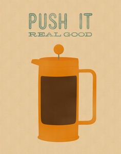 French press, all the way :)