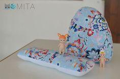 Momita's blog. Almohadillas para planchar.