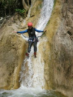 Canyoning in Medjurecje Canyon in Montenegro Montenegro, Rafting