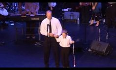 This blind, autistic boy Enters the stage. What happens next Shocks and Blesses everyone…