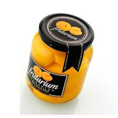Frutarium. Melocotón en mitades en almibar ligero 5,16€ 1030g