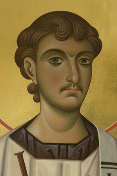 diomedes2 — «Мученик Архидиакон Лаврентий. Иконописец архимандрит Зинон.» на Яндекс.Фотках