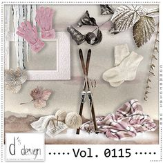 Vol. 0115 - Winter Mix by Doudou's Design