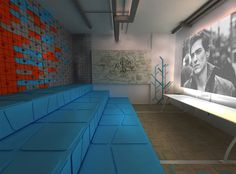 CREATIVE OFFICES! REPUBLIC office by atelierarchitects, Budapest office 2