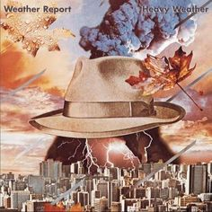 """""""Birdland"""" is a jazz instrumental composition by keyboardist Joe Zawinul that debuted on the Weather Report album Heavy Weather in A jazz-fusion piece,. Vinyl Cover, Lp Vinyl, Cover Art, Vinyl Records, Lps, Jaco Pastorius, Wayne Shorter, Cool Jazz, Weather Report"""