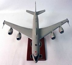 E-6B Mercury Military Aircraft Model