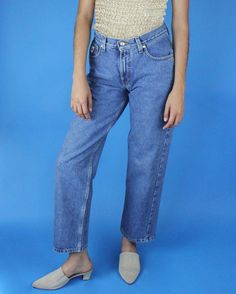 Size 28 high waisted wide leg jeans just added to the online shop! . . . . . . . . . . #texasvintage #etsyshop #vintageshop #atx #job #etsy #event #ootd #hiring #shopetsy #austinvintage #nowhiring #shopvintage #shopsmall #styleatx #vintageclothing #igshop #retail #austin #vintagejeans #vintagedenim #jobs #denim #austin #vintagedenim #austinfashion #fashion #eastaustin #atxlife