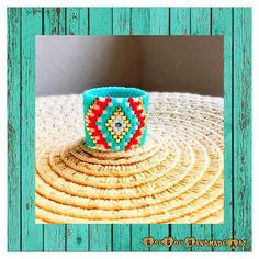 Im wearing my new ring and dreaming of turquoise water and white sand beaches... www.sousouhandmadeart.com  {linkinbio}  . . . . . #sousouhandmadeart #etsyshop #finebeadwork #bestqualitybeads #handcraftedingreece #turquoisevileye #bohostyle ring#summerring #greekmati #greektradition #luxuriousjewelry #theartofmaking #lovebeading #lovehandmadejewelry #perlesandco