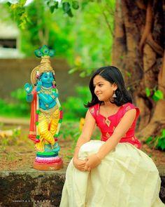 Happy vishu wallpaper by Gurusad - - Free on ZEDGE™ Cute Kids Photography, Wedding Couple Poses Photography, Baby Girl Photography, Indian Photography, Beauty Photography, Baby Krishna, Cute Krishna, Krishna Art, Radhe Krishna