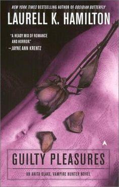 Book 1 of the Anita Blake Vampire Hunter Series.