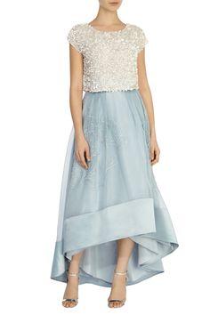 SULETTA SEQUIN TOP http://www.weddingheart.co.uk/coast---wedding-dresses.html
