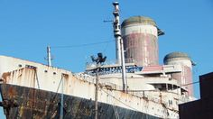 SS United States current condition