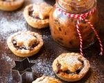 Starry Mince Pies Christmas Lunch, Mince Pies, Vegetarian Recipes, Muffin, Treats, Vegan, Breakfast, Sweet, Easy