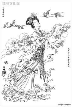 天后圣母妈祖 - Matsu, sea goddess