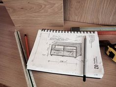 Notebook, Woodworking, Joinery, Wood Working, The Notebook, Woodwork, Carpentry, Exercise Book, Woodworking Projects