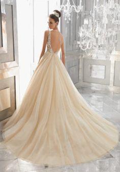 Miya Wedding Dress | Style 5576 | Morilee