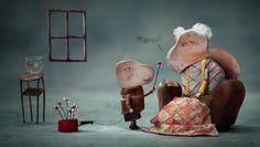 (La petite casserole d'Anatole) un court métrage poétique sur le handicap