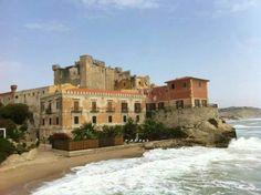 castello di falconara Butera - Sicilia