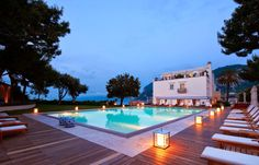 A little bit of #luxury via Passion For Luxury : J.K.Place Capri, Italy - For Aristocrats #luxurytravel
