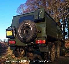 Pinzgauer 718K TDi. Prestige high mobility vehicle 6x6.   eBay