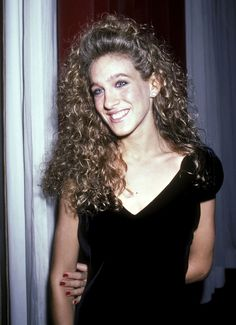 Sarah Jessica Parker's Best Curly Hair Moments Through the Years Photos   W Magazine