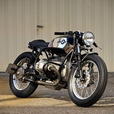 BMW R80 boxer engine