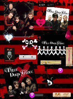 three days grace love u!!!!!