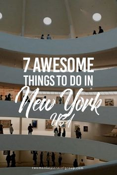7 Awesome Things to Do in New York, USA New York is the world's most exciting city for me, but it's definitely not cheap. In addition to the flight ticket, one can easily spend a fortune on lodging. The good news is that once there, we don't need deep wallets to enjoy the brilliant opportunities the city offers. Food doesn't cost a bomb, and there is no shortage of free sights and events.