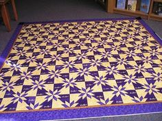 Crown Royal Quilt #1