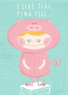 Pink Pig « Lalalimola