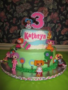 another cake idea Miss A likes