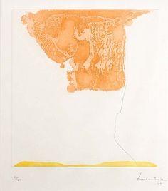 Helen Frankenthaler   Pranzo Italiano  1973  http://www.artnet.com/artists/helen-frankenthaler/artworks-for-sale