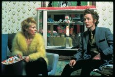 Malcolm McLaren and Vivienne Westwood, Let It Rock, 430 King's Road, Chelsea, 1971.