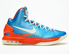Kevin durant shoes 2013 KD V Total Orange Team Orange Photo Blue Air Max Sneakers, Sneakers Nike, Kevin Durant Shoes, Great Hairstyles, Photo Blue, Nike Fashion, Nike Air Max, Uggs, Nike Shoes