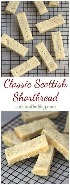 A Classic Scottish Shortbread. Finally, a perfect Walker's Shortbread Copycat recipe!