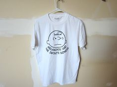 Image of Smashing Peanuts T-Shirt - yo sick zine
