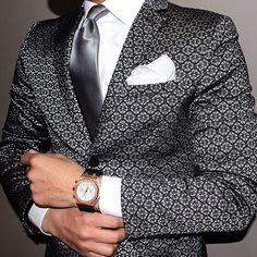 Classy Dapper — by @ovesper via @formals #classydapper