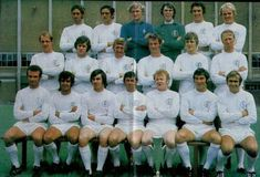 Leeds Utd team group in Leeds United Team, Leeds United Football, British Football, Retro Football, Football Team, The Damned United, Bristol Rovers, Football Pictures, Yorkshire England